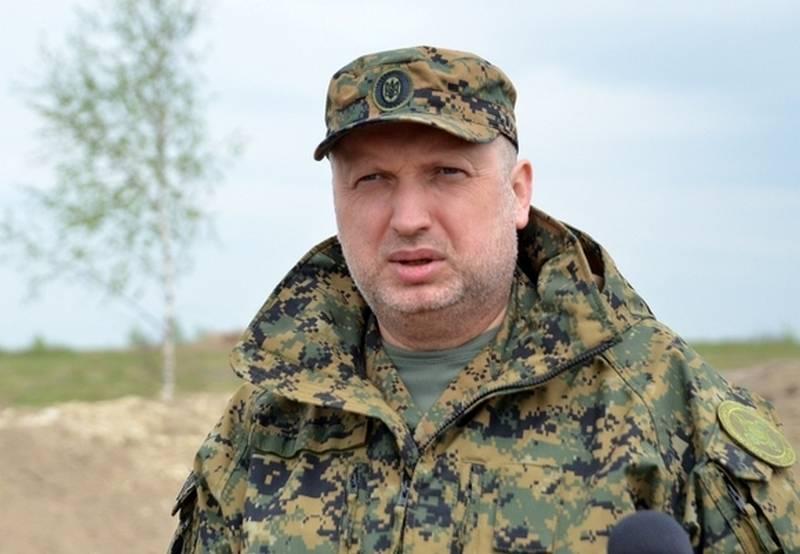 Турчинов: На Украине тестируют технологии космической разведки