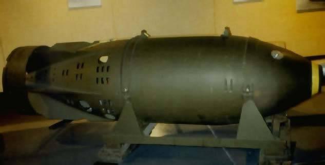 Ядерная дубинка американского флота (часть 3)