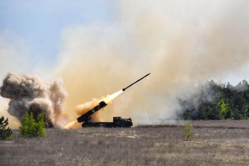 """Ракетный комплекс """"Ольха"""" принят на вооружение ВСУ. Когда в войска?"""