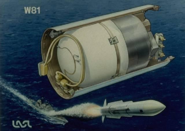 Ядерная дубинка американского флота (часть 4)