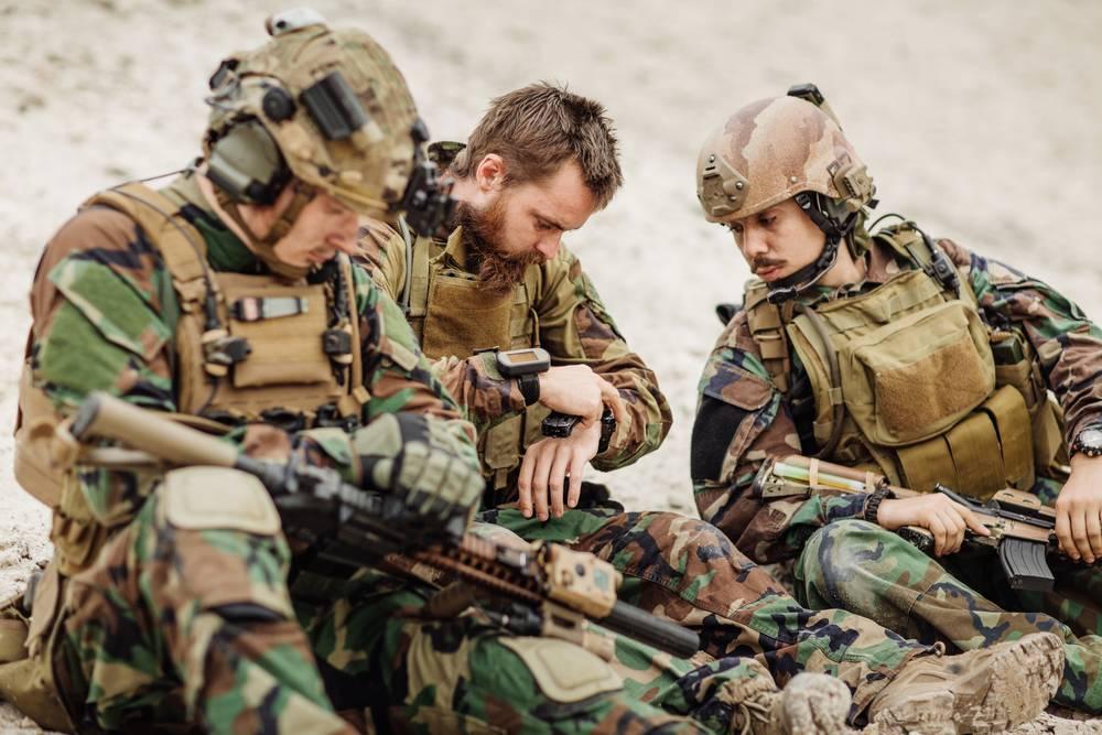 Военная операция картинка