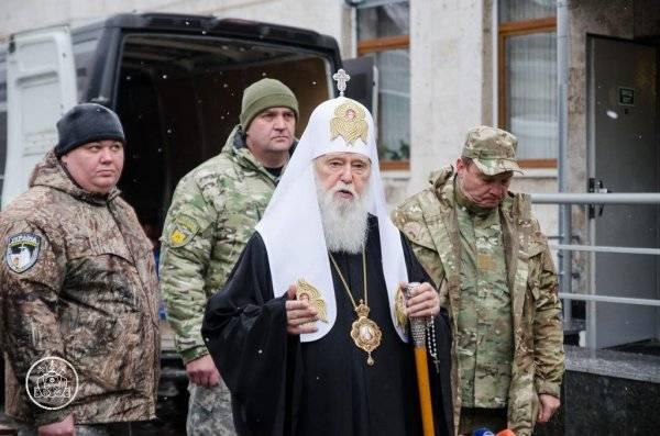 Первый штурм православия не удался. Киев и Фанар приступили к правильной осаде