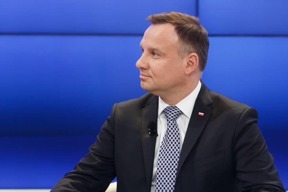 Дуда пробует переубедить Германию отказаться от«Северного потока-2»
