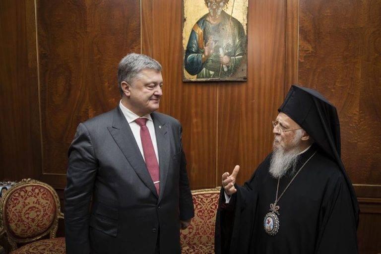 Православие: раскол, похожий на развод