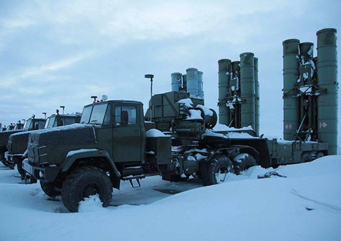 आर्कटिक में युद्ध के लिए हथियार