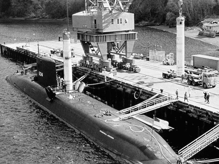 Ядерная дубинка американского флота (часть 5)