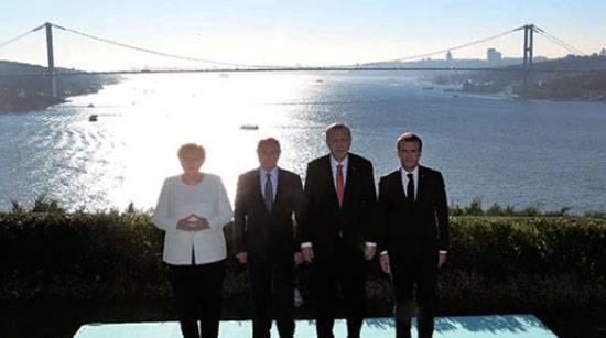 Босфорская четвёрка. Обсудить Сирию без самой Сирии