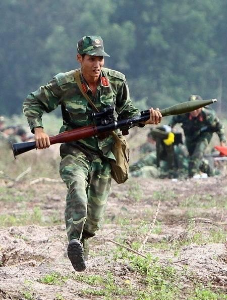 Эрзац-артиллерия на основе РПГ-7