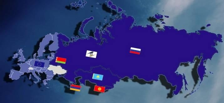 EU와 EAEU : 파트너십이 있다면, 불평등하다.