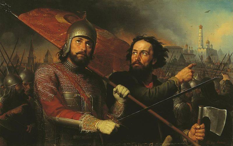 Почему спаситель Отечества Пожарский не стал русским царём