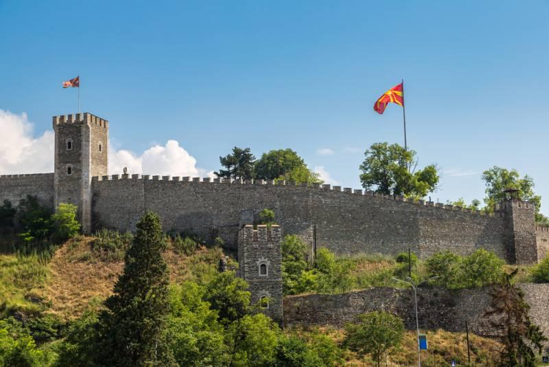 """Македонцы сказали """"Нет"""" НАТО и ЕС. Референдум провалился"""