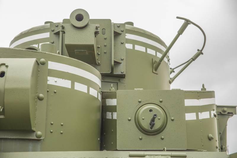 Танки. Рассказы об оружии танк Т-35