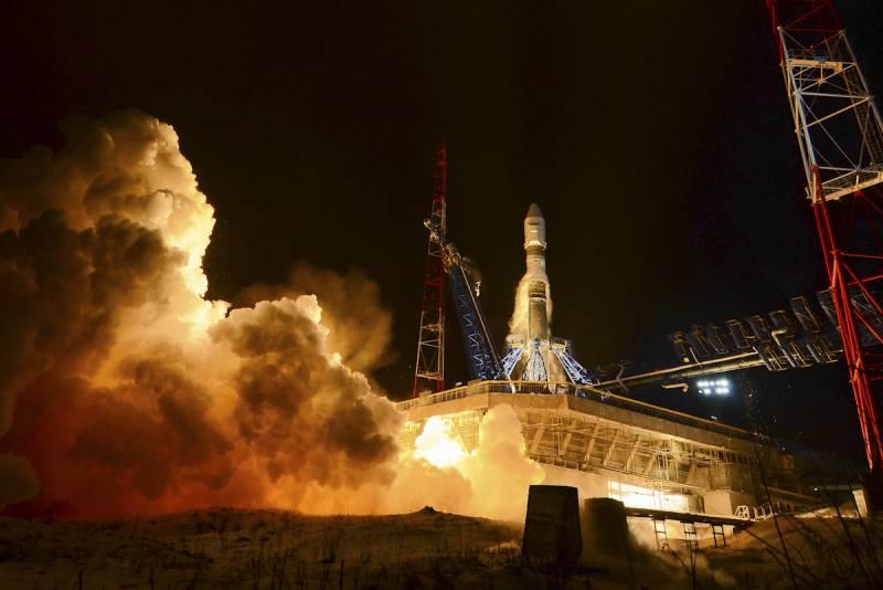 День космических войск России