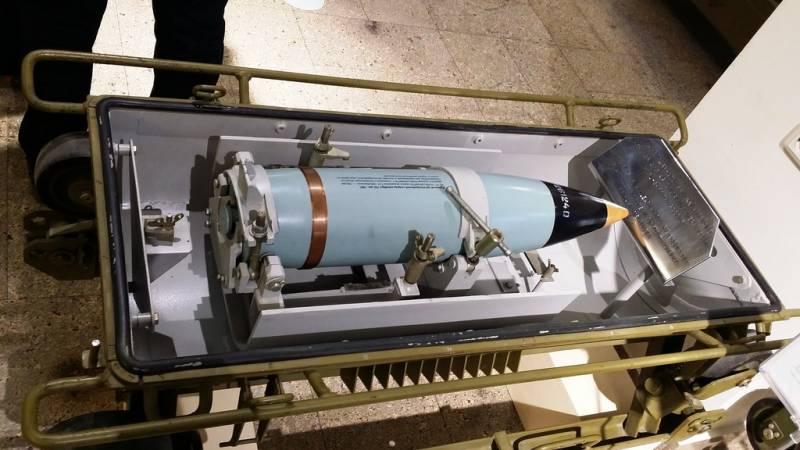 Танки. Ядерный снаряд для «Арматы»