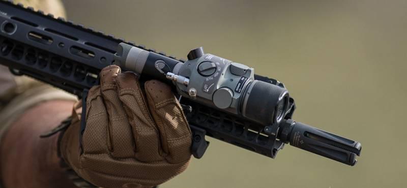 Оружие. Дульные устройства для стрелкового оружия
