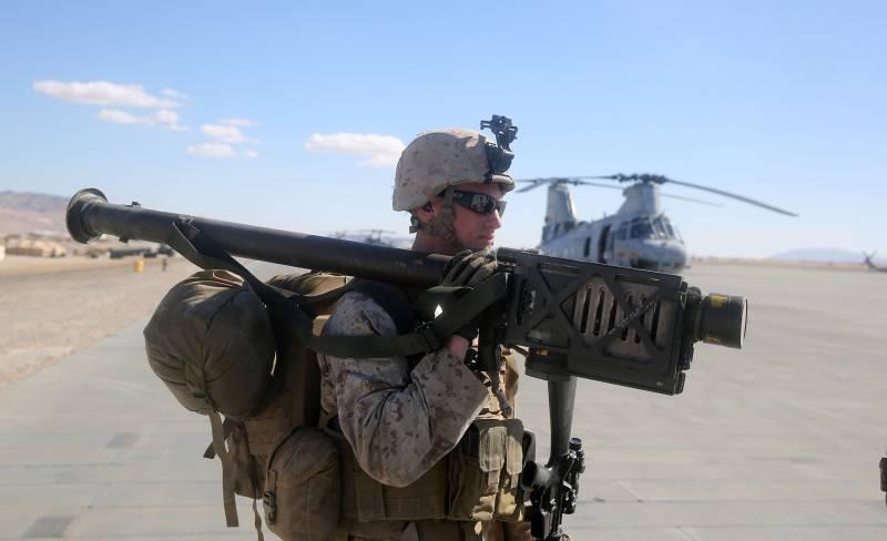 ПВО. ПЗРК FIM-92 Stinger.Часть 5.
