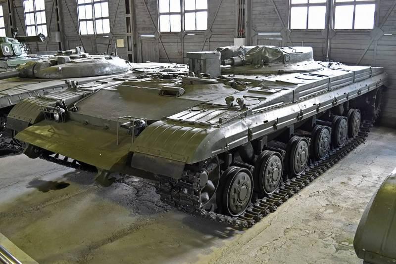 Проект тактического ракетного комплекса «Таран»