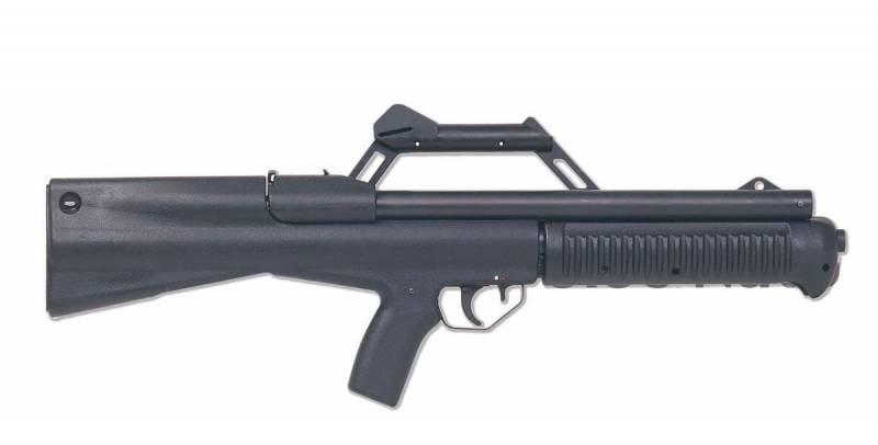 Оружие.Боевые ружья ЮАР