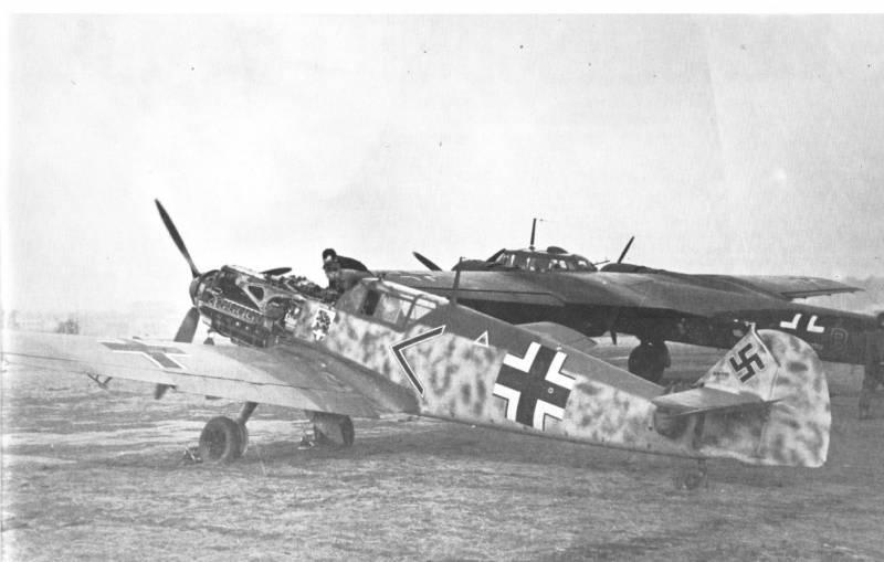 Самолёты. МиГ-3 против «Мессершмиттов»