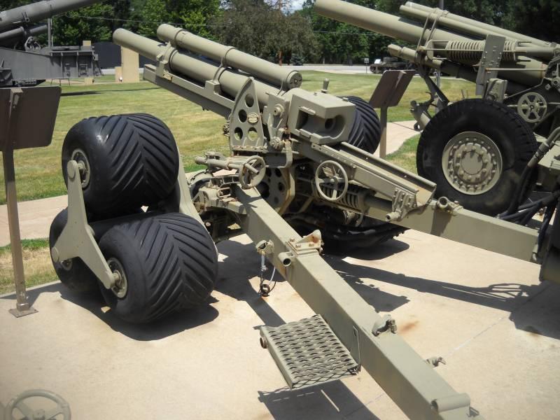Знакомьтесь: самодвижущееся орудие M2A2 Terrastar (США)