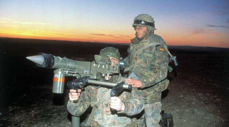 ПЗРК. «Ручные» комплексы ПВО. Часть 7. ПЗРК Mistral