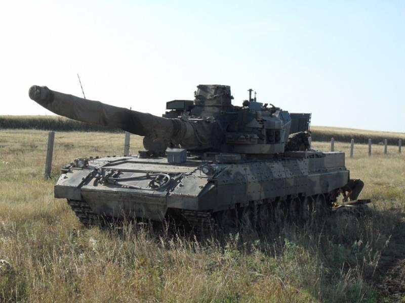Танки. Т-95 против «Арматы»: могла ли Россия получить лучший в мире танк?