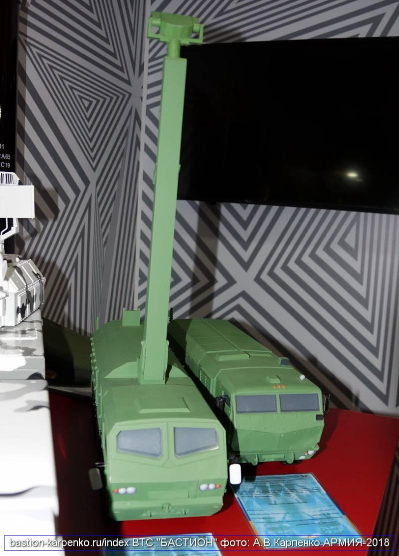 Комплекс артиллерийской разведки 1Б75 «Пенициллин» поступит в войска