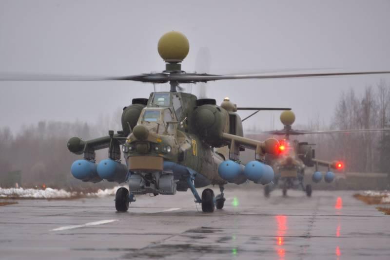 Исполнилось 70 лет российской армейской авиации
