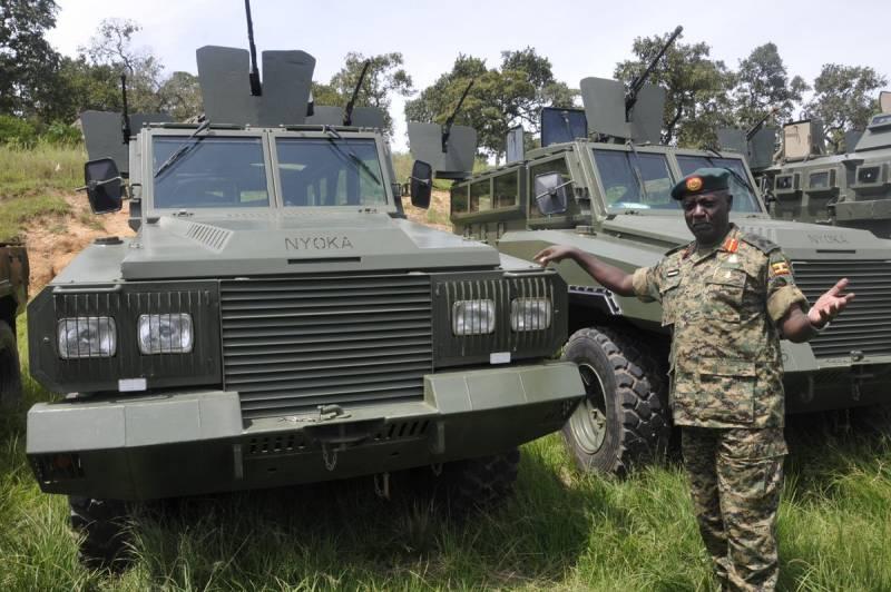 Чёрная Африка и её оборонная промышленность