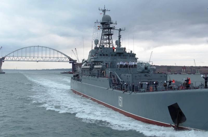 Ельченко рассказал в ООН, как Россия использует Азовское море