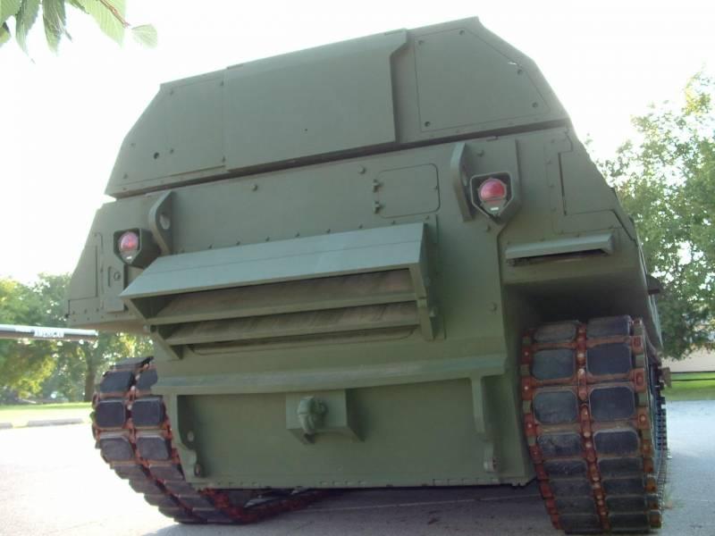 Привет из прошлого. Американская САУ XM2001 Crusader