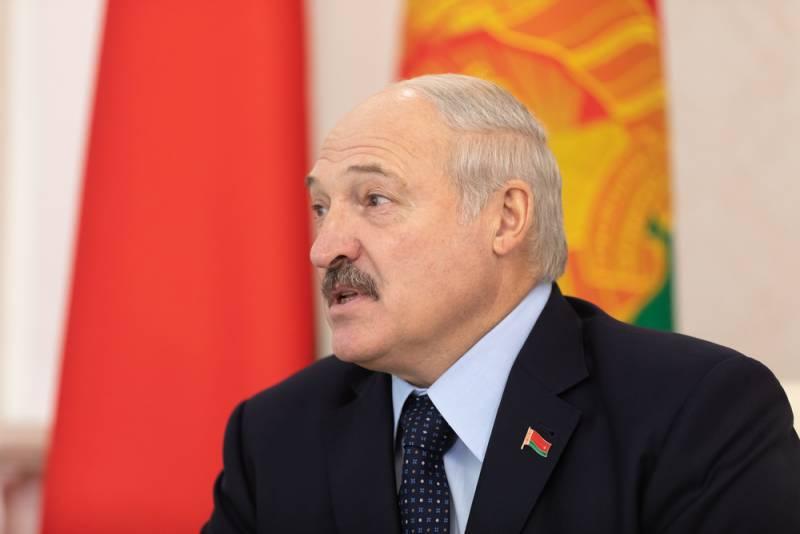 Лукашенко: Мы обеспечим контроль на украинско-российской границе