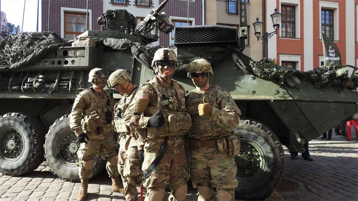 В США одобрили передачу Калининградской области Польше....