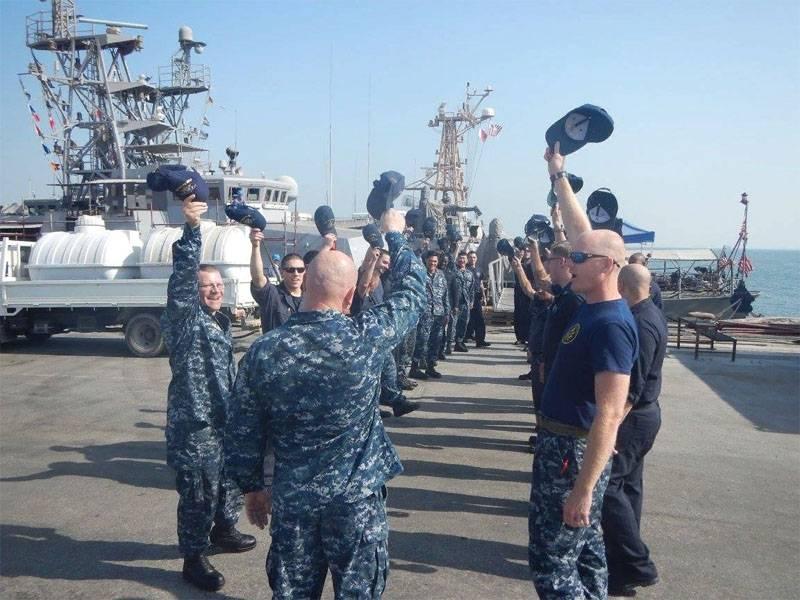 Зажечь в заливе. Как Пятый флот США оказался в заложниках у Ирана