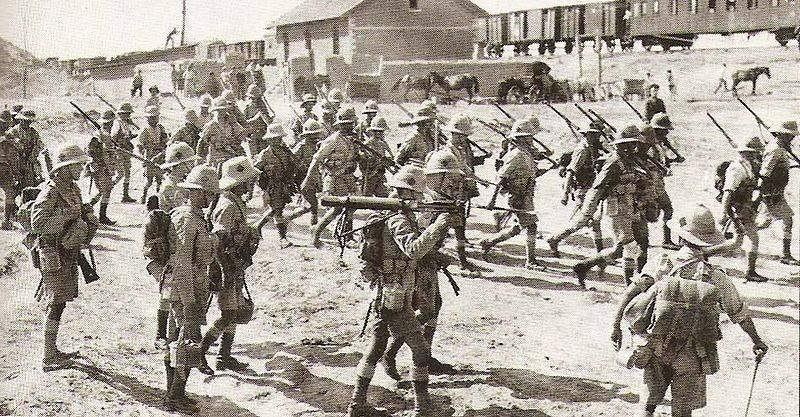 Comment les Britanniques ont essayé d'occuper le Turkestan et la région de la Caspienne