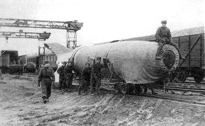 Uzun menzilli balistik füze P-1