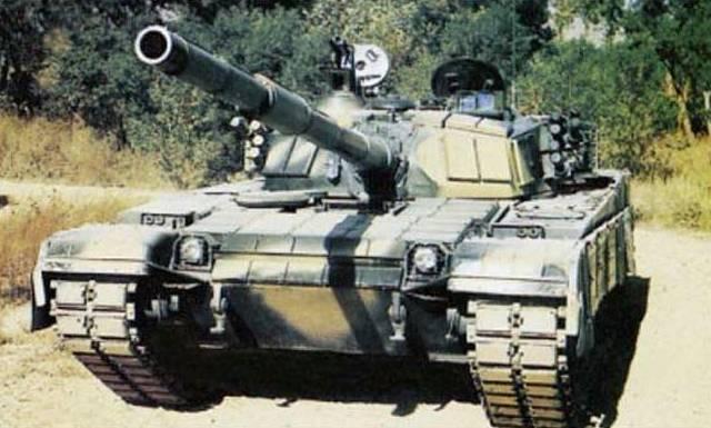 Пример деградации танковой промышленности Украины