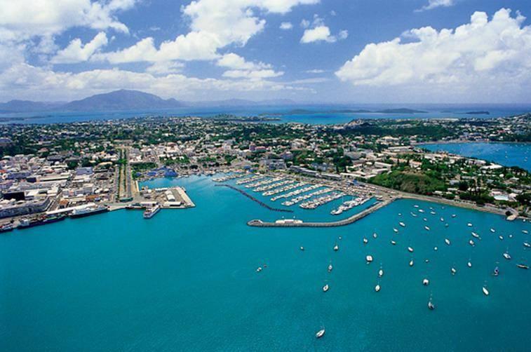 В Новой Каледонии состоялся референдум о независимости от Франции