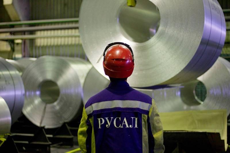 «Русал» принял решение оперерегистрации в Российской Федерации