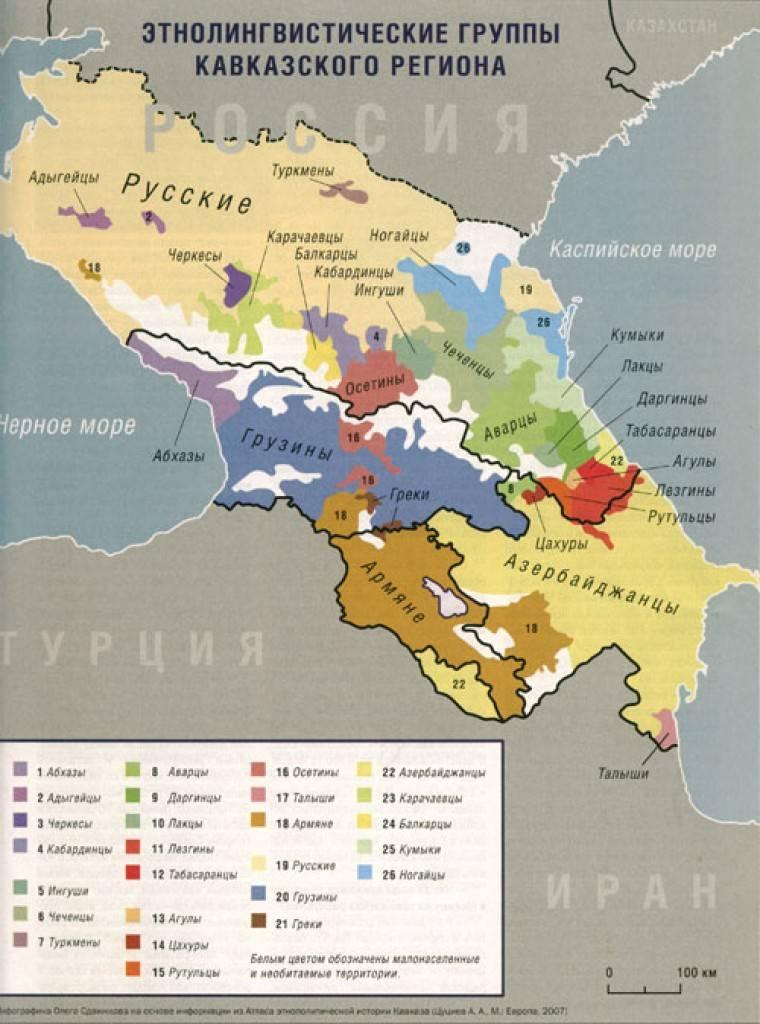 Кавказский узел: не рубить и не затягивать!