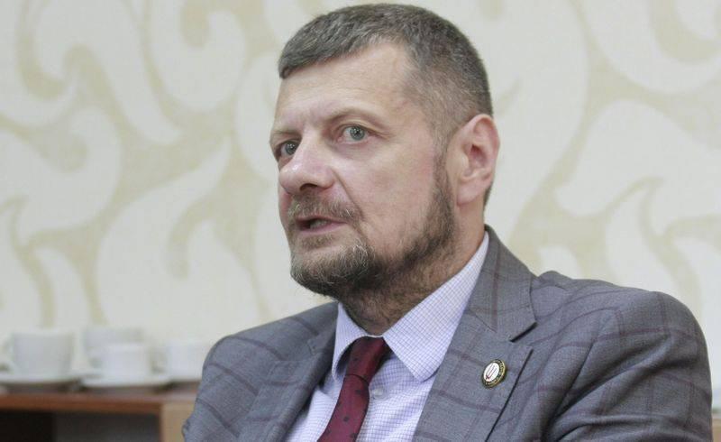 Мосийчук собрался оккупировать и разделить Россию