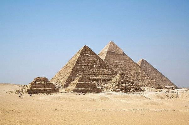 Люди и общество «великих социальных пирамид»