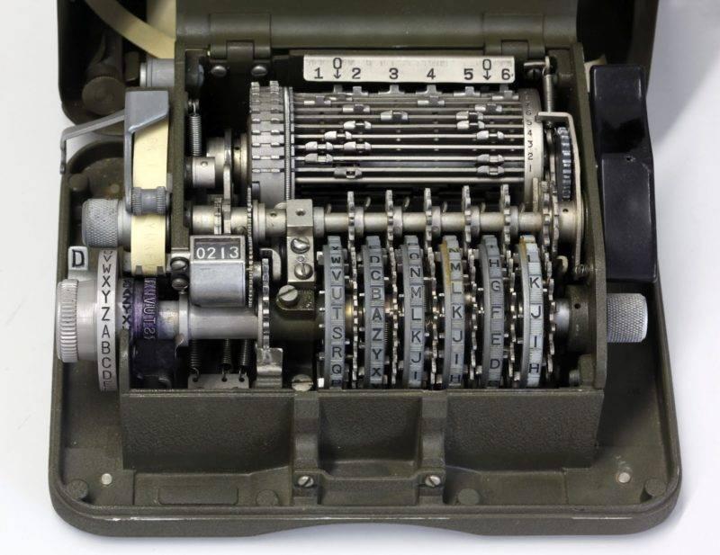 Криптоаналитики Третьего рейха. Часть 1