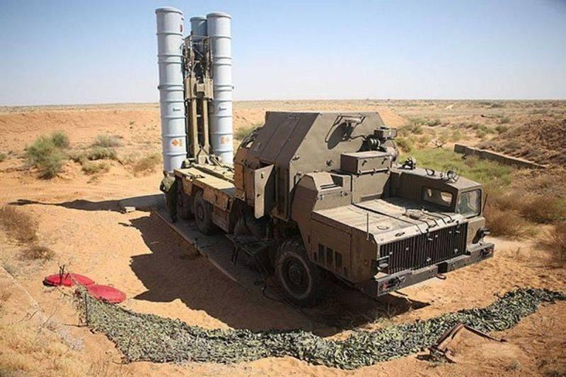 С-300 вСирии приведены вбоевую готовность