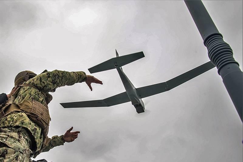 Самостоятельное будущее беспилотников. Дать волю креативности военных