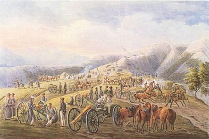 Забытые кавказские походы генерала Вельяминова. Часть 4. Заключительная
