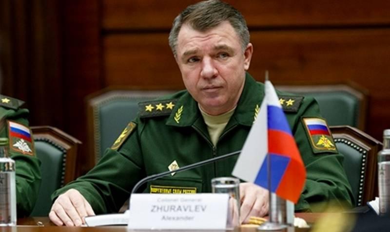 В ЗВО назначен новый командующий войсками округа