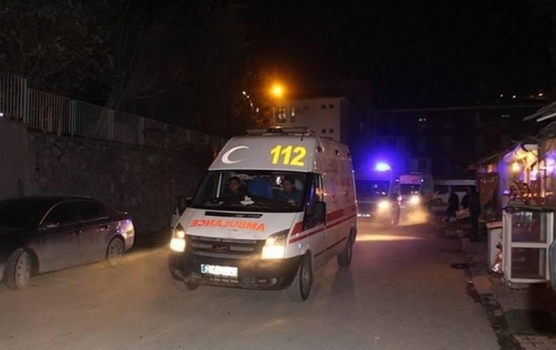 Взрыв на турецкой военной базе унёс жизни четырёх военнослужащих