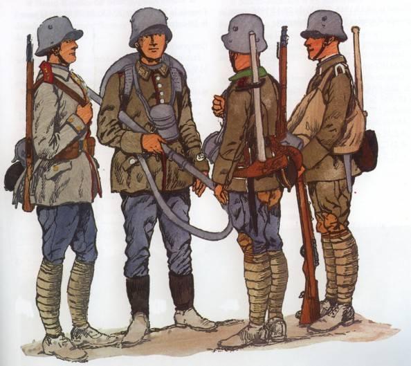 Штосструппен Второго рейха. Часть 3