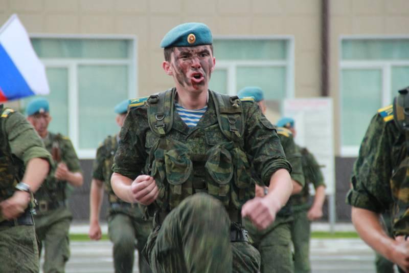 Свое столетие празднует кузница десантников-Рязанское высшее воздушно-десантное командное училище (РВВДКУ)